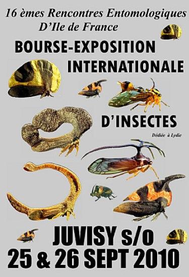 16èmes Rencontres Entomologiques d'Île de France