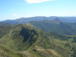 Sortie Monts du Cantal