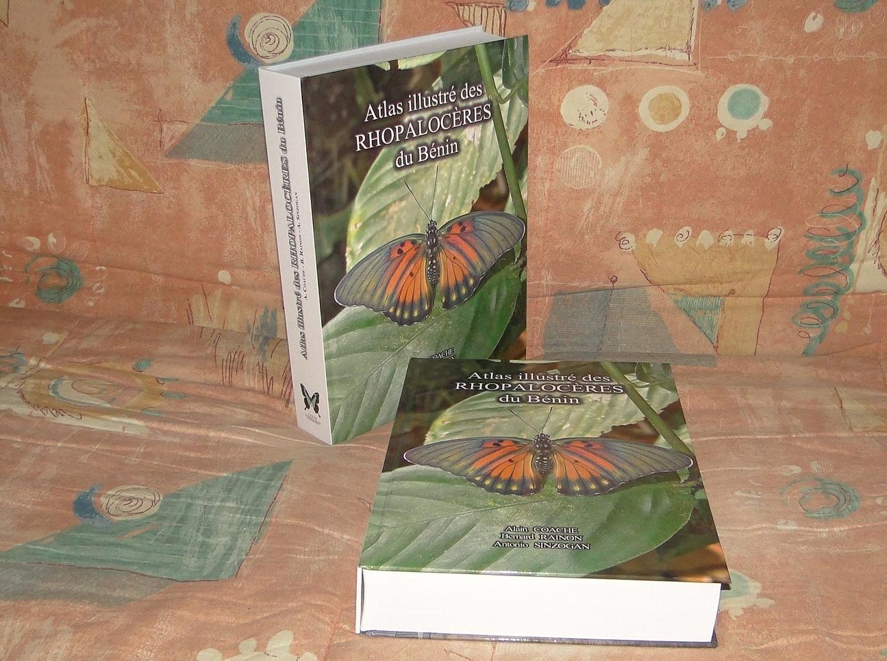 Atlas illustré des Rhopalocères du Bénin