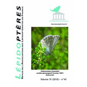 Revue n° 45 (Vol.19-2010)