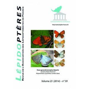 Revue n° 59 (Vol.23-2014)