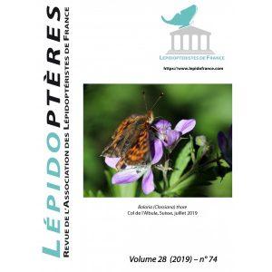 Revue n° 74 (Vol.28-2019)