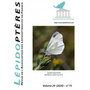 Revue n° 75 (Vol.29-2020)